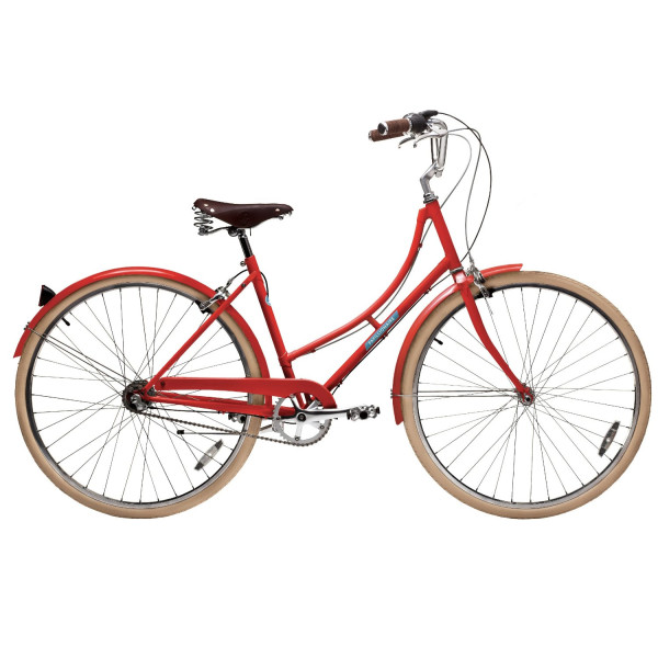 Papillionaire Sommer 3 Speed Vintage City Bike