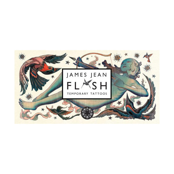 Flash Temporary Tattoos