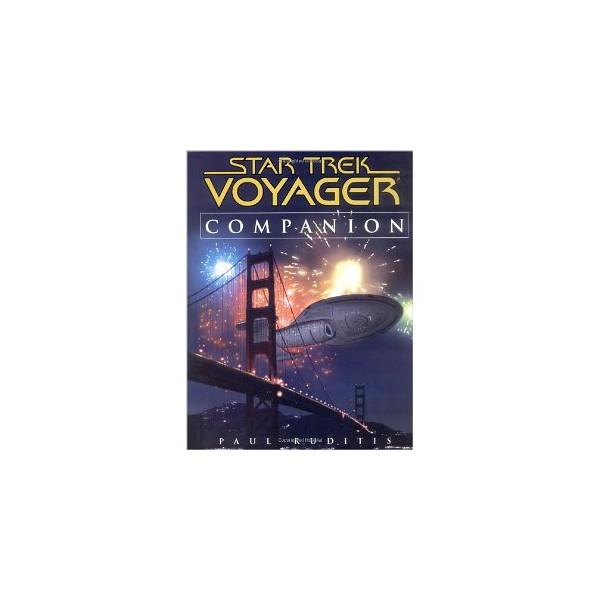 Star Trek Voyager Companion [Paperback]