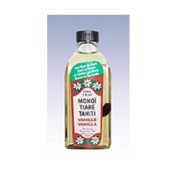 Coconut Oil Vanilla Monoi Tiare Cosmetics 4 oz Oil