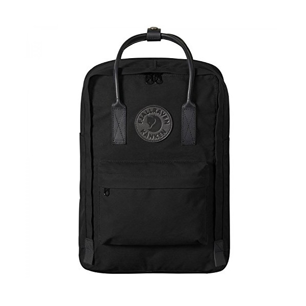 Fjallraven Kanken No. 2 15IN Black Laptop Bag Black 18L