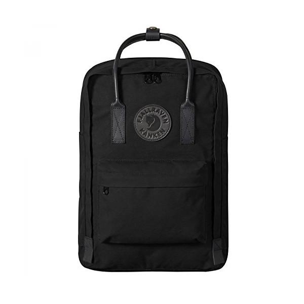 Fjallraven Kanken No. 2 15IN Black Laptop Bag Black 18L