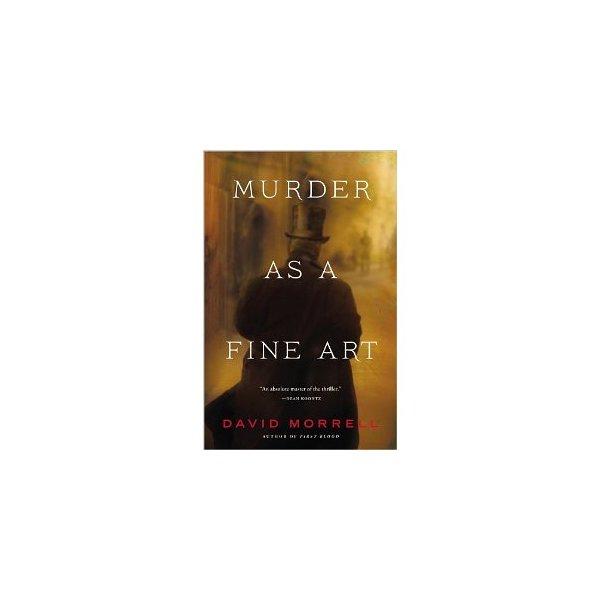 Murder as a Fine Art [Hardcover]