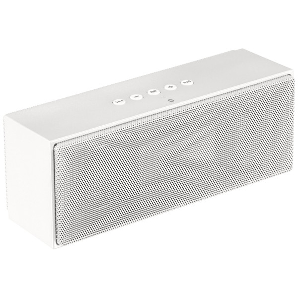 AmazonBasics Portable Bluetooth Speaker - White