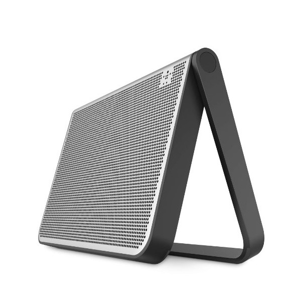 Belkin Fusive Portable Bluetooth Speaker, Up to 10 hrs of continuous play on a single charge
