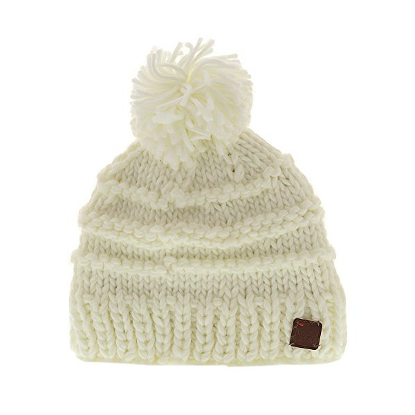 Roxy Women's Winter Beanie White One Size