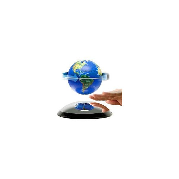 Fascinations Levitron Globe Ion