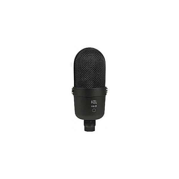 Kel Audio HM-2D Externally Biased Condenser Microphone