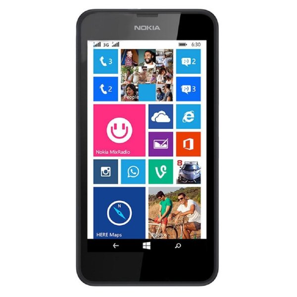 Nokia Lumia 635 AT&T Version Unlocked Cellphone, 8GB, Black