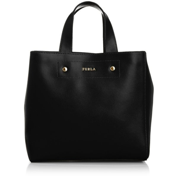 Furla Musa Handbag Travel Tote, Onyx, One Size