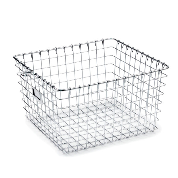 Spectrum 47970 Medium Storage Basket, Chrome