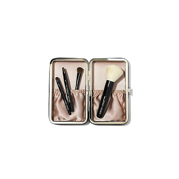 Bobbi Brown Caviar & Oyster Collection Mini Brush Set - No Color