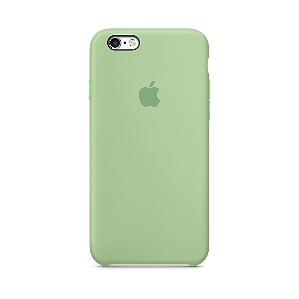 Apple Cell Phone Case for iPhone 6/6S - Retail Packaging - Mint