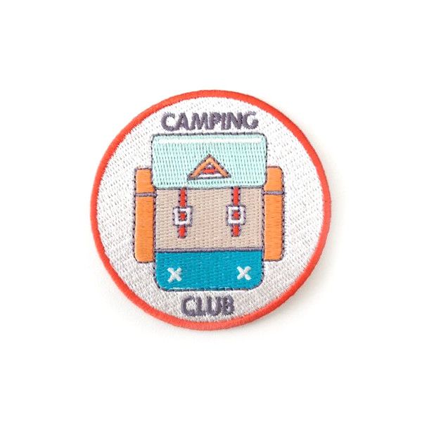 Patch, Camping Club