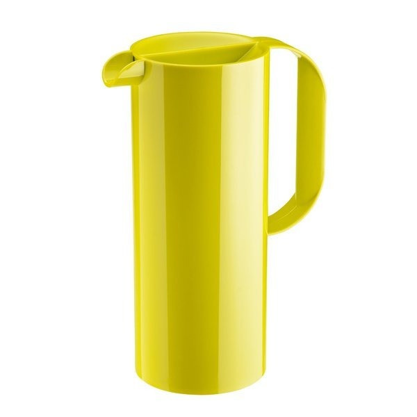 Koziol Rio Solid Mustard Juice Pitcher