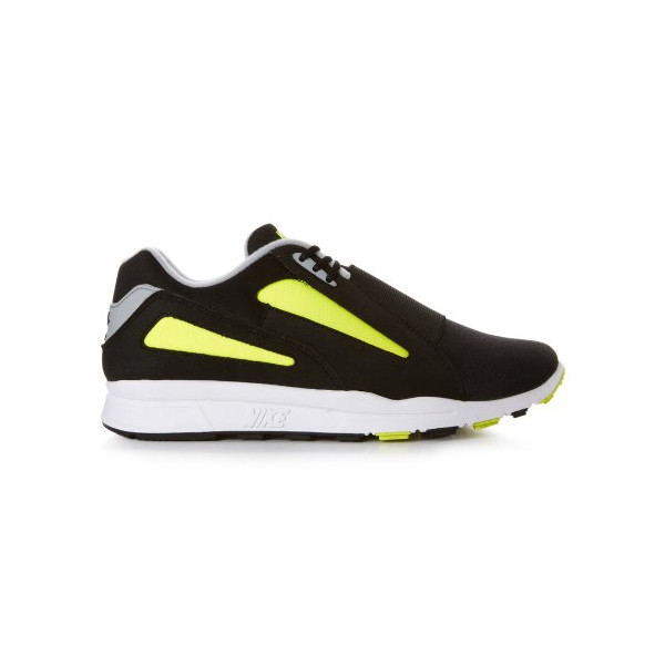 Nike Air Current - Black Wolf Grey Volt