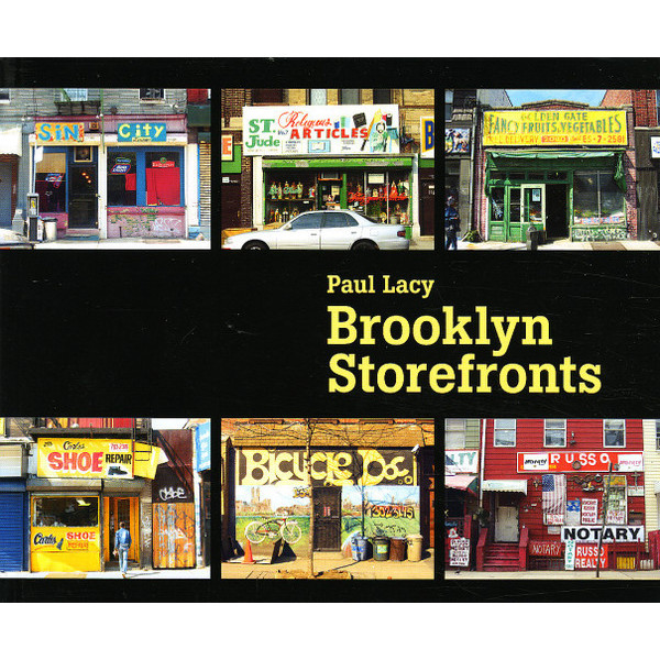 Brooklyn Storefronts [Paperback]