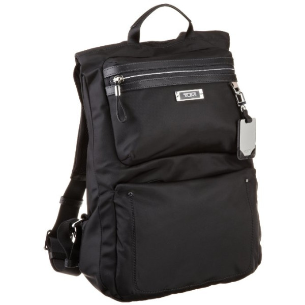 Tumi Luggage Voyageur Bali Backpack, Black, Medium