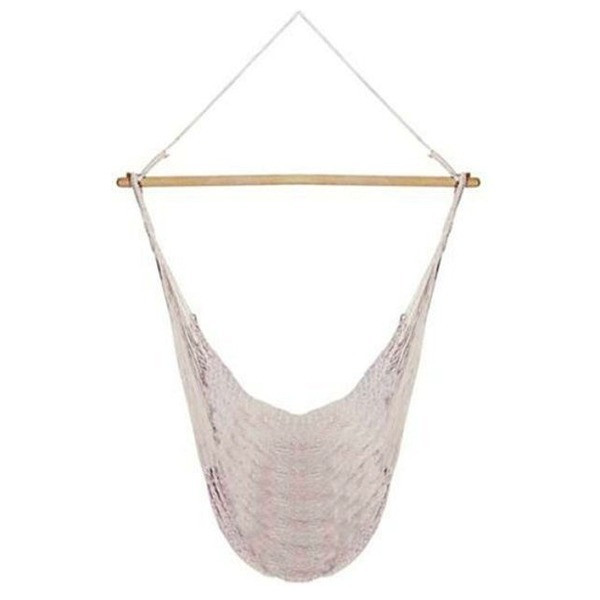 Omni Swings n' Things 510 Rope Hammock Chair, Natural