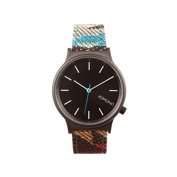 KOMONO Men's The Wizard Print Series Watch