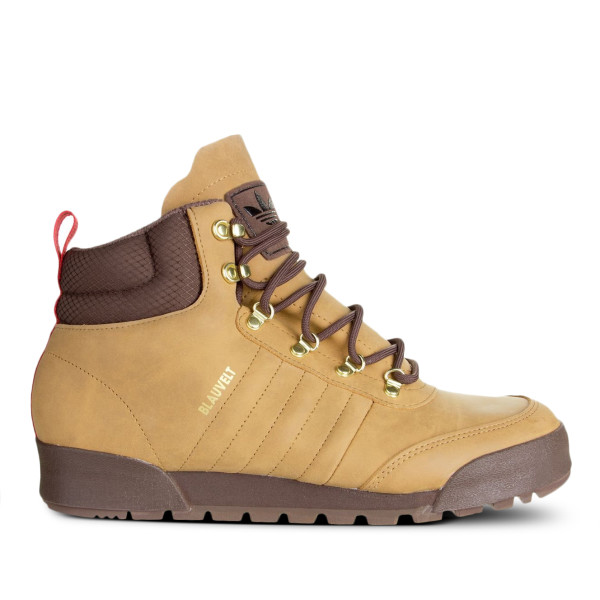 adidas Men's Jake Boot 2.0, High Top, Mesa/Brown/Gum