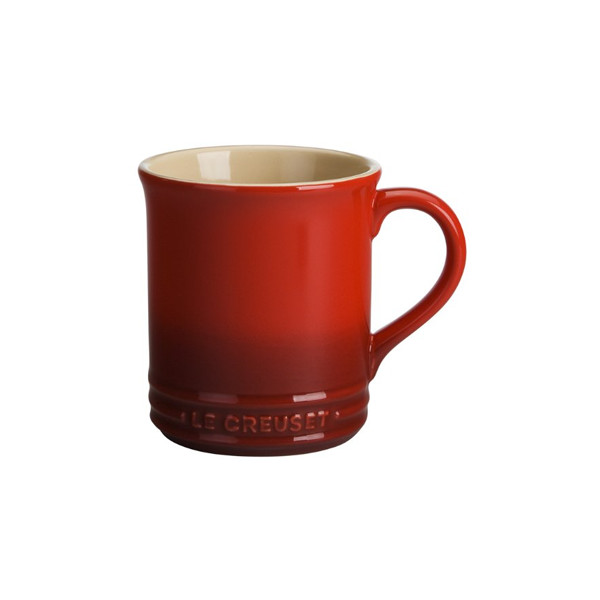 Le Creuset Stoneware 12-Ounce Mug, Cherry