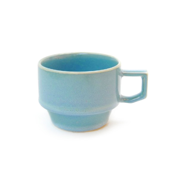 Hasami Blockmug, Blue, Small
