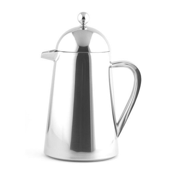 Francois et Mimi Double Wall French Coffee Press, 12-Ounce