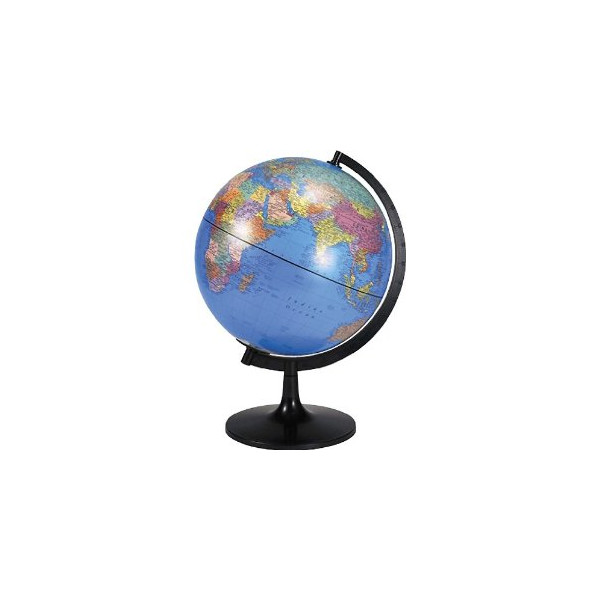 Elenco EDU-36899 11-Inch Political Globe