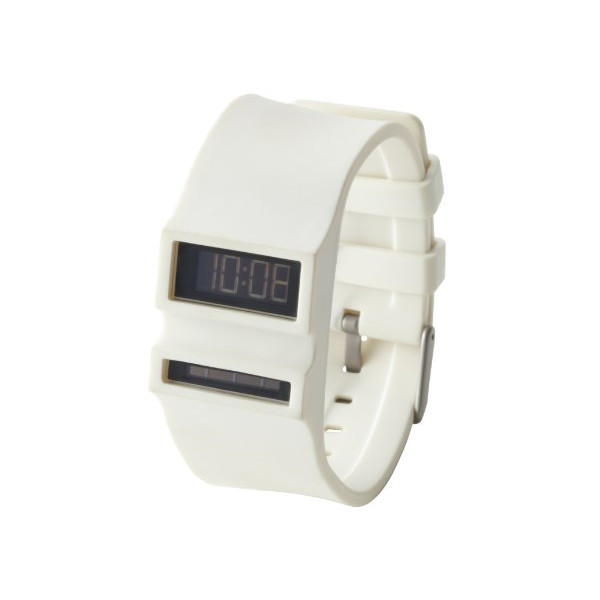 Untrod Watch - Sol - White