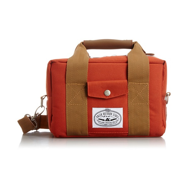 Poler Camera Cooler Camera Bag, Burnt Orange