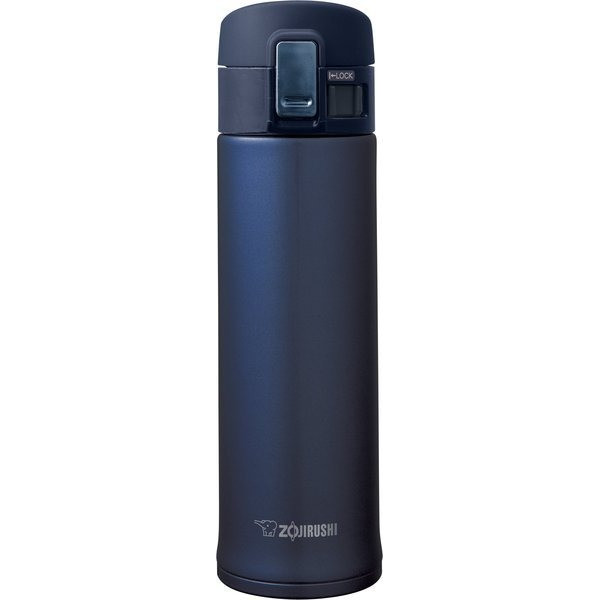 Zojirushi Stainless Steel Mug, 16-Ounce, Smoky Blue