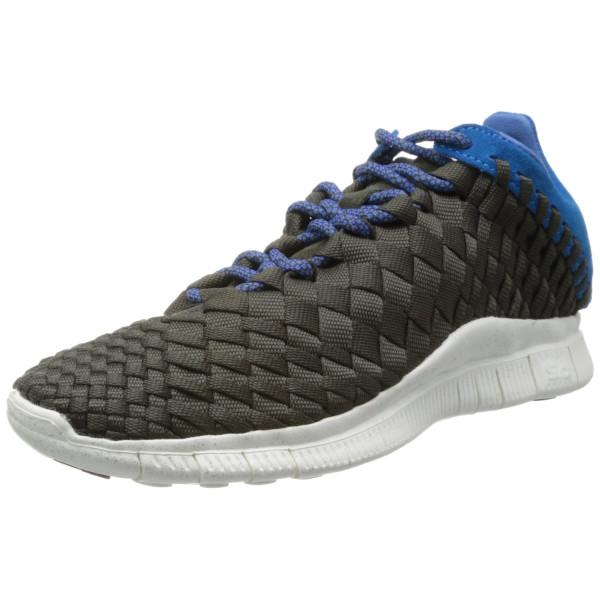 Hurley - Mens Nike Free Inneva Shoes, Size: 15, Color: Newsprint/Blue Hero/Sail/Newsp