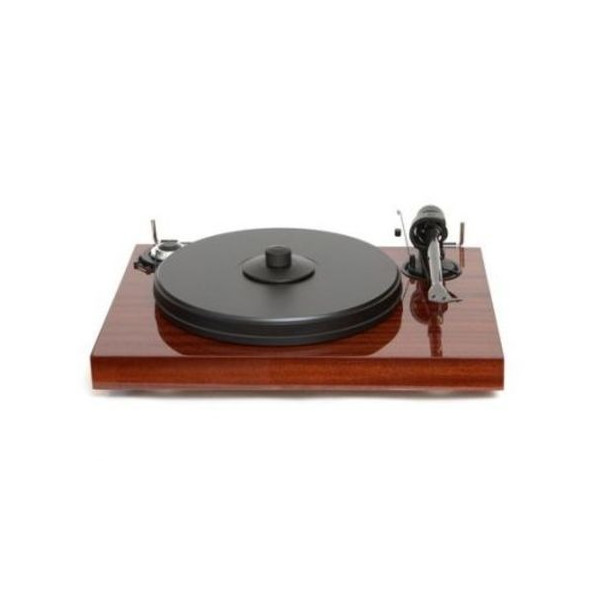 Pro-Ject Audio - Xperience Classic - Manual Turntable - Mahogany