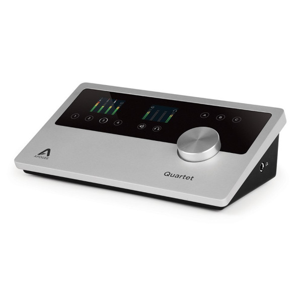 Apogee Quartet Audio Interface for iPad & Mac