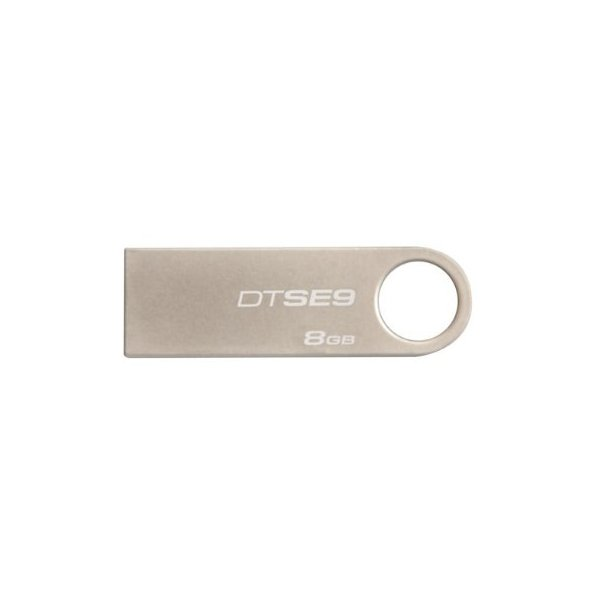 Kingston Digital DataTraveler SE9 8GB USB 2.0 DTSE9H/8GBZ