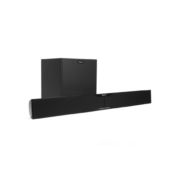 Klipsch HD Theater SB 3 Soundbar with Wireless Subwoofer