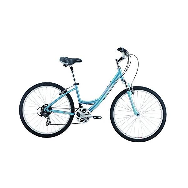 Diamondback Women's Serene Classic Complete Comfort Bike, Blue