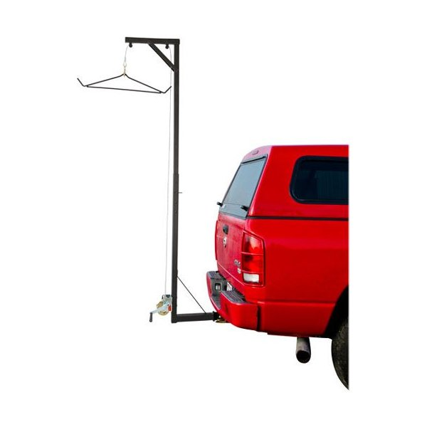 "2"" Class III/IV Hitch Receiver Deer Hoist with 27.5"" Gambrel"