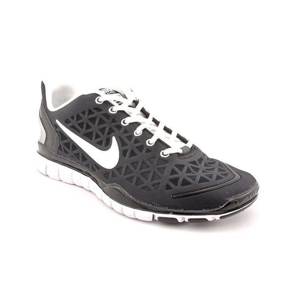 Nike Women's Free TR Fit 2.0 - Black / White-Metallic Silver