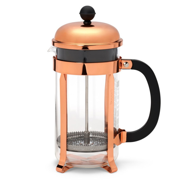 Chambord Classic Coffee Maker, 34 oz, Copper