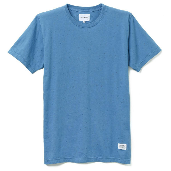 Norse Projects Men's Niels Boucle T-Shirt, Poolside