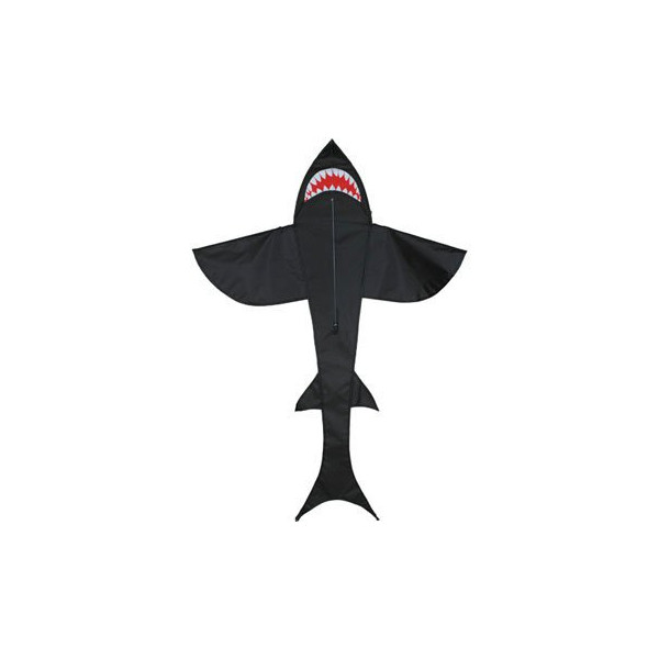 Premier Kites 7' Shark- Black