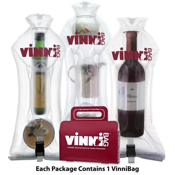 VinniBag Inflatable Travel Bag