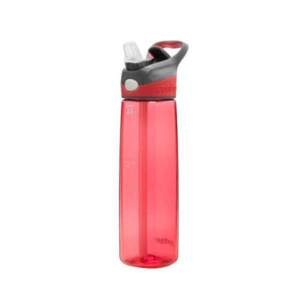 Contigo Autospout Addison Water Bottle, 24-Ounce, Watermelon