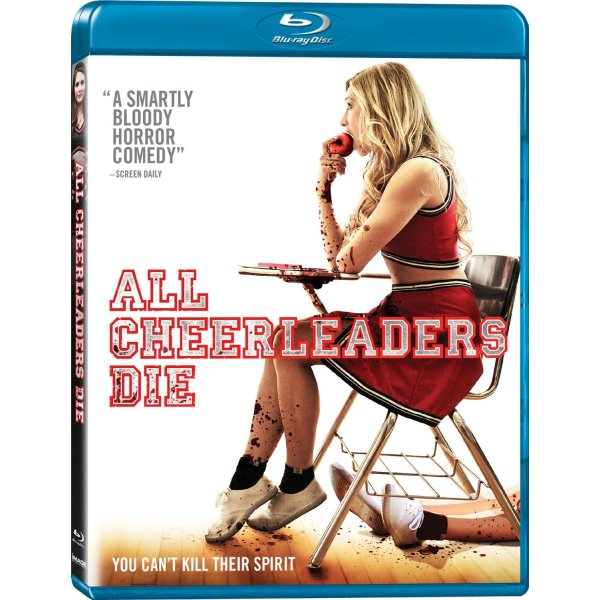 All Cheerleaders Die [Blu-ray]