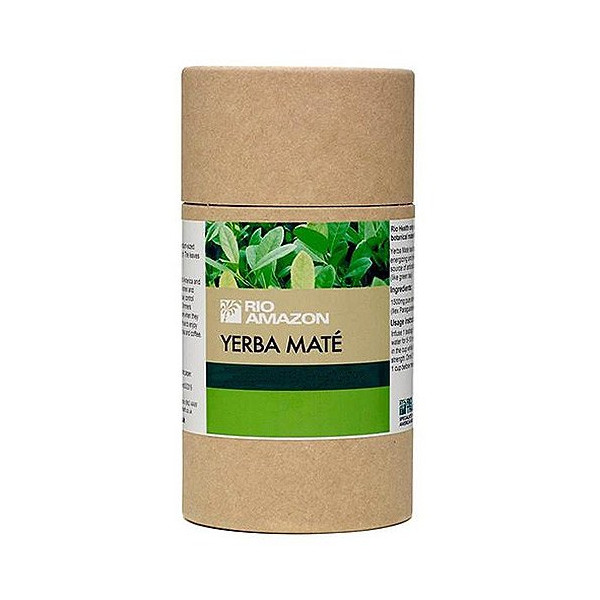 RIO AMAZON Yerba Mate - Healthy Body Weight - 90 Teabags