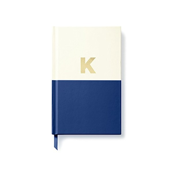 Kate Spade New York Dipped Notebook, K (1643K)