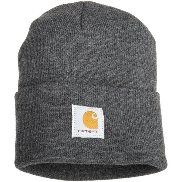 Carhartt Men's Acrylic Watch Hat,  Coal Heather,  One Size