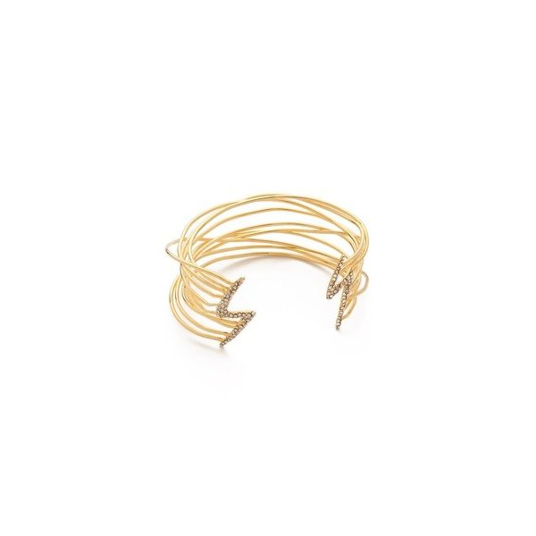 Alexis Bittar New Wave Lightening Cuff
